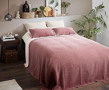 deef111e36c68 Prikrývky a prehozy na posteľ na JYSK.sk