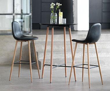 3d4465a34f42 Trendy barové stoličky stabilne na JYSK.sk