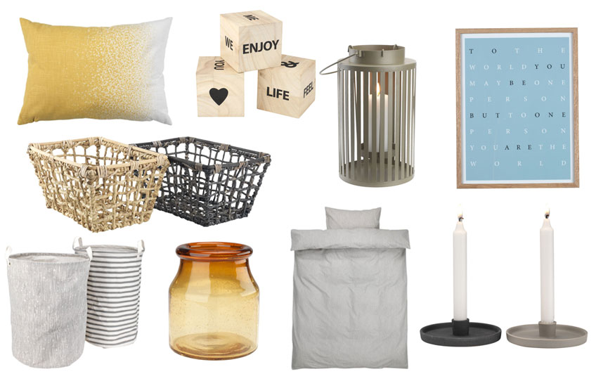 Examples of items reflecting the Urban Roots trend